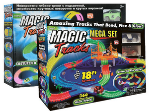 НАБОР MAGIC TRACKS 366 + 360 деталей