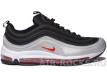 Nike Air Max 97 Black/Silver (Euro 41-45) AM97-005