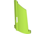 Technic, Panel Fairing #20 Large Long, Small Hole, Side A, Lime (44350 / 4277115)