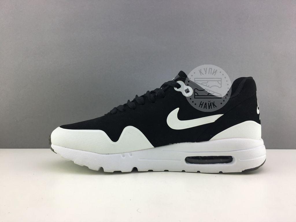 ee28c0a85610 Купить женские кроссовки nike air max 87 чёрно-белые, купить ...