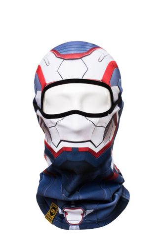 Балаклава ALPHA Iron Patriot