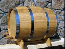 Бочка 50 литров из дуба