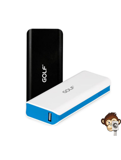 Power Bank GF-211 Golf 10400 mAh
