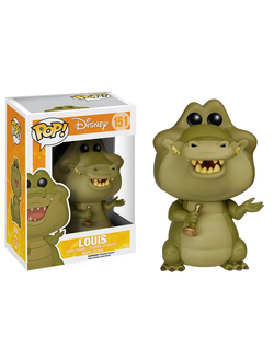 Funko Pop! Disney: The prinzess and The Frog - Louis / Фанко Поп! Дисней: Принцесса и лягушка - Луис