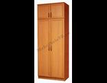 Шкаф с антресольными дверями В-6