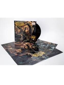 Skeletal Remains - Devouring Mortality LP + CD