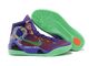 Кроссовки Nike Kobe 9 IX Elite GS Grade School Kids Purple Venom