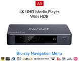 Egreat A5. Много-функциональная смарт ТВ приставка. 0 Гб / 0 Гб, Hi3798CV200, 0K, SATA, Dolby DTS-HD. Всё во одном.