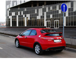 Обвес Honda Civic 5D (8th generation)