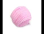 Капрон для цветов светло-розовый