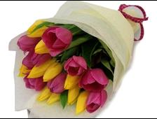 41 Тюльпан в букете Весенний