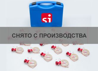 Комплект SPORTident ComCard Up set «10»