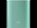 Портативное зарядное Xiaomi 10400 Green