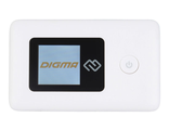 Модем DIGMA Mobile Wifi 3G/4G с АКБ
