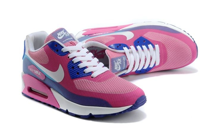 a2f4ef38 nike Air Max 90 Hyperfuse pink Кроссовки Nike Air Max 90 Hyperfuse ...