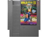 """Ninja Gaiden 2"" (The Dark Sword of Chaos) Игра для NES (Made in Japan)"