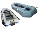 Гребные и моторно-гребные лодки ПВХ