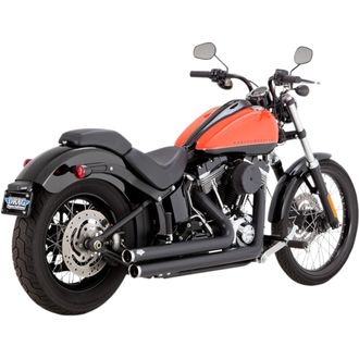 47939 Vance&Hines BIG SHOTS STAGGERED BLACK