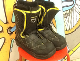Ботинки сноубордические прокатные бу оптом.