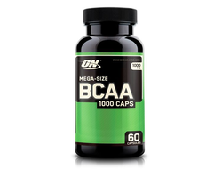 Optimum Nutrition BCAA 1000 (60 капс)