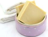 Мыло «Особое» оливковое на козьем молоке (Мастерская Олеси Мустаевой)