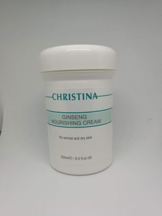 Ginseng Nourishing Cream 250ml