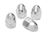 DS-190302 DRAG SPECIALTIES ACORN NUT CHROME 5/16-24 SAE