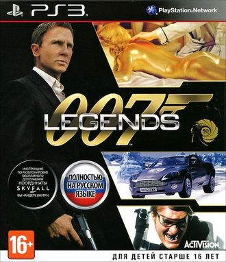 007 Legends для PS3