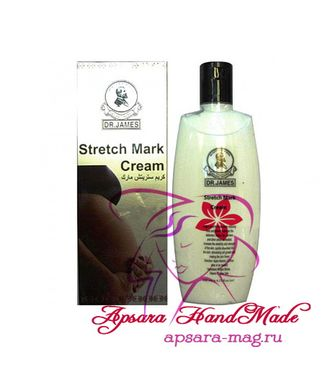 Dr. James Stretch Mark Cream / Крем для устранения растяжек Доктор Джеймс (200 мл)