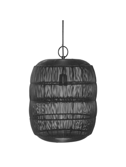 Люстра CEILING LAMP ECLIZE BLACK D31XH39CM IRONарт.31871