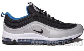 Nike Air Max 97 Grey/Black (Euro 41-45) AM97-006