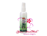 Abhaibhubejhr Mosquito Repellent Pump Spray Herbal Lemongrass Citronella / Натуральный спрей-репеллент на основе масла цитронеллы и эвкалипта (120 мл)