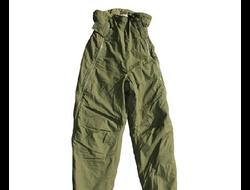 Зимние штаны шведской армии, тёплые, водостойкие, цвет олив / Rootsi armee talvepüksid, väga soojad, vettvastupidav, oliva värvi