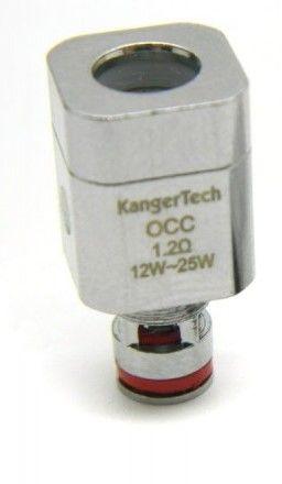 Сменный испаритель Kanger SubTank Vertical OCC (1,2 Ом)