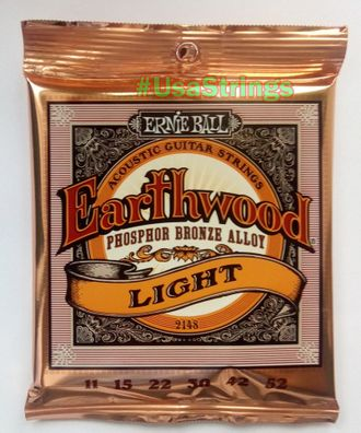 ernie ball 11-52 phosphor bronze 2148