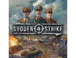 Sudden Strike 4 (цифр версия PS4 напрокат) RUS