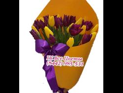 Букет Шарм 31 Тюльпан