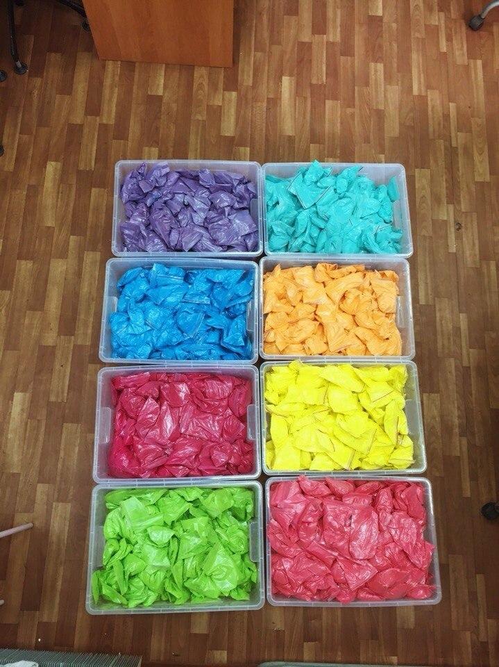 Как сделать краска для дня красок