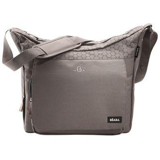 Универсальная сумка для мамы на коляску Beaba Vienna Nursery Bag Taupe
