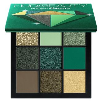 Палетка теней HUDA BEAUTY OBSESSIONS  Emerald