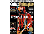 GUITAR TECHNIQUES Magazine April 2016 Eric Clapton, David Bowie Cover ИНОСТРАННЫЕ МУЗЫКАЛЬНЫЕ ЖУРНАЛ