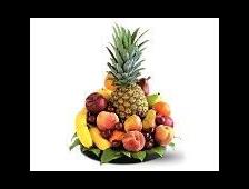 Подарочная корзина фруктов Тропическая Красавица