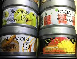 Табак Social Smoke (Сошал Смок) (США)