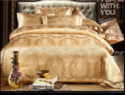 Артикул H025. Элитное постельное белье на 100% хлопковой основе с использованием шелковой нити,декорировано вышивкой