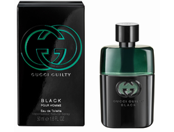 GUCCI - GUILTY BLACK POUR HOMME 90ml
