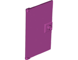 Door 1 x 4 x 6 with Stud Handle, Magenta (60616 / 6104006)
