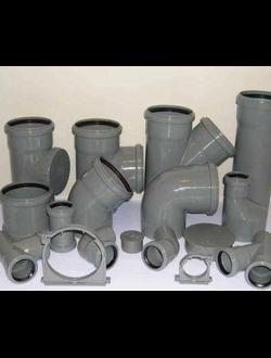 Замена канализации на пластиковую