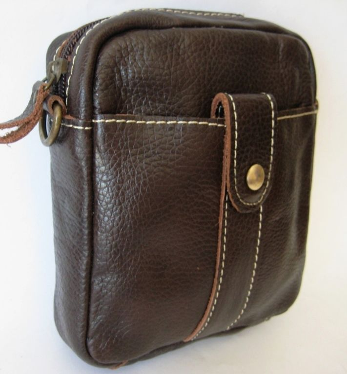 ab56784a618f Мужскую сумочку из натуральной кожи купить недорого, дешевые цены в ...
