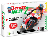 АКЦИЯ!!! Dendy Junior 2 Classic (300-in-1) + Тетрис