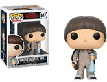 Фигурка Funko POP! Vinyl: Stranger Things S3: Will Ghostbusters
